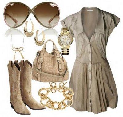 moda country feminina vestidos 2